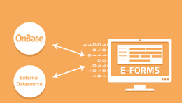 E-Forms: Advanced Data Manipulation