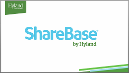 Introduction to ShareBase