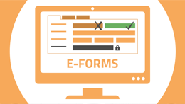 E-Forms: Advanced Interfaces